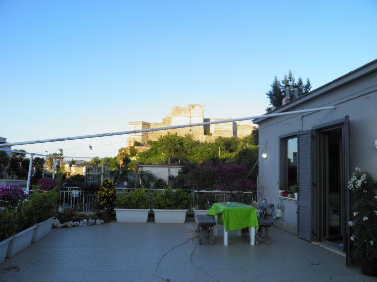 Architetto daniela puglia panorama unico for Arredo terrazzo napoli